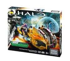 Mega Bloks Halo Brute Chopper Raid UNSC Building Set Figure Spartan New Blocks