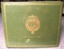 LA BIBLE EN 503 SCÈNES GRAVÉES À LA REINE MÈRE ANNE D'AUTRICHE GIRARD CLUB 1961