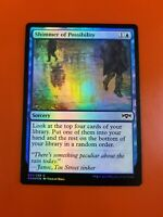 1x Shimmer of Possibility   FOIL   Ravnica Allegiance   MTG Magic Cards