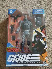 Hasbro G.I. Joe Classified Series Special Missions Cobra Island Firefly Action ?
