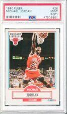 1990/91 Fleer Michael Jordan #26 PSA 9 ST