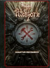 PROJECT PITCHFORK Quantum Mechanics - 2CD - Limited 2000 - Digibook Edition