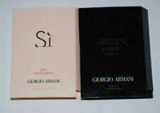 Armani Si EDP + Armani Code Absolu Samples
