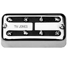 Tv Jones Thunder'Tron Nickel Bridge Bass Pickup TTB-UVNKL