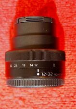 Panasonic Lumix G Vario 12-32mm f/3.5-5.6 Aspherical Mega O.I.S ED Lens (Black)