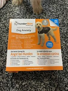 Thundershirt Anxiety Coat for Dog, Small - Grey