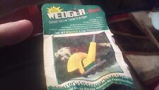 Wedger Edger Attachment  by Weasel. For electric line trimmers. NEW OLD STOCK