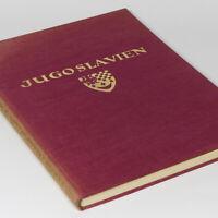 Yugoslavia in the 1920s Book w/192 photos Serbia Montenegro Croatia Slovenia