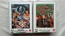 Argento Neo Giallo + Fantastic Factory Collection DVD  RARE R0-ALL ARROW HORROR