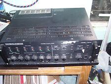 ALTEC LANSING 1707C MIXER AMP AMPLIFIER