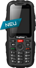 Genuine RugGear RG310 DualSim Waterproof Unlocked Touchscreen Android flashlight