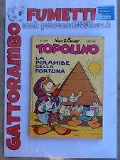 Topolino  N.1344- Mondadori Buono