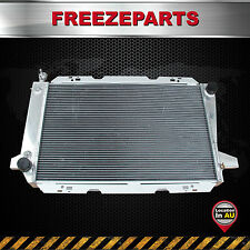 3 Rows Aluminum Radiator for Ford F150 F250 F350 Bronco V8 AT MT 1987-1997