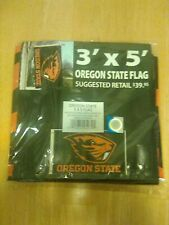 New listing Oregon State Beavers Flag 3'x5' New *officially licensed collegiate product