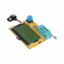 LCR-T4 Mega328 Transistor Tester Diode Triode Capacitance ESR Meter NPN/PNP UP