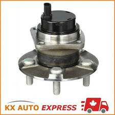 REAR WHEEL HUB BEARING ASSEMBLY FOR PONTIAC VIBE 2003 2004 2005 2006 FWD ABS