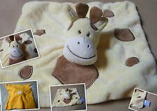 Babylove Schmusetuch / Fingerpuppe Giraffe 30  cm -