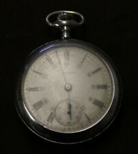 American Waltham Pocket Watch 1908 open Face - part or repair