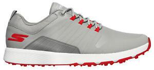 Skechers Elite 4 Victory Golf Shoes 214022GYRD Grey/Red - 10 Wide