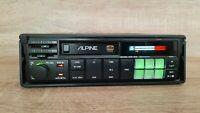 Alpine 5255 Old School Audiophile Cassette Deck 90s Extra Rare