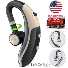 Bluetooth Earpiece Headset Wireless Handsfree Earphone Earbud for iOs Android