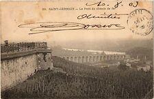 CPA   Saint-Germain - Le Pon du chemin de fer   (353529)