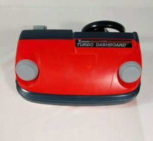 Vintage Tomy Turnin' Turbo Dashboard 1983 Tested