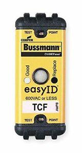 Bussmann TCF50 50Amp (50A) TCF 600V Time-Delay Pack of 1 Fuses