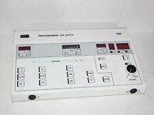 Niederfrequenztherapiegerät PHYSIOMED 22-port. Elektrotherapiegerät