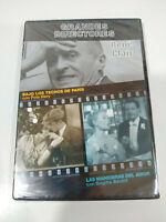 Rene Clair Bajo los Techos de Paris Maniobras del Amor - DVD Nuevo - REGION 2
