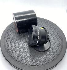 Itorex Semi Fisheye Lens Convertor  52mm fitting. SER VII - GREAT CONFITION+CASE