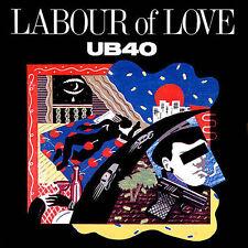 "UB40 - Lavoro Of Love (2x12"" vinile LP, Back To Black MP3 Code)"