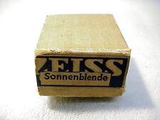 Zeiss Contaflex I,II,Folding Contina 50mm Metal Hood | 28.5mm | New | NOS | $40