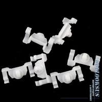 10Pcs Rocker Molding Trim Clips Retainer A2119880578 for Mercedes W211 C219 W221