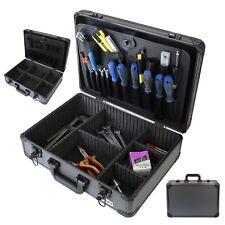Hmf 14601-02 boite À outils vide coffre compartiments ajustables Ref113