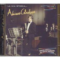 ADRIANO CELENTANO - La mia storia Volume 1 - CD 2001 BUONE CONDIZIONI