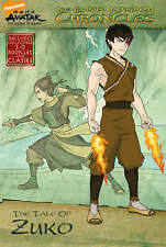 The Earth Chronicles: Tale of Zuko (Avatar) by Nickelodeon