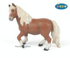 Figur / Spielfigur Pferd - Papo 51518 Shetland Pony - NEU