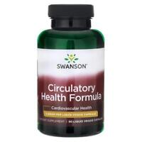 Swanson Fruitflow Circulatoire 1,000mg 90 Capuchons