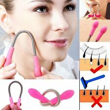 NEW HOT FACIAL HAIR REMOVAL EPILATOR SPRING STICK THREADING BEAUTY TOOL SKIN