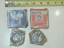 2x Delco Ntn Bearing 4T-Lm11910/ Lm11949 for Wheel Porsche 944 930 924