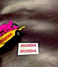 Matchbox Lesney 38c Honda Motor Bike Trailer, Stickers, No Trailer,