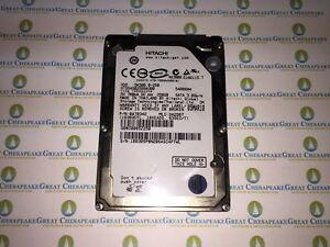 """Hitachi Travelstar HTS545025B9A300 250GB Int. 5400RPM 2.5"""" SATA TESTED!"""
