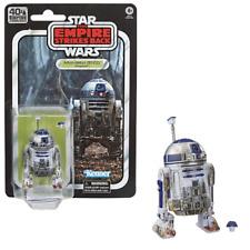 "Star Wars R2-D2 (DAGOBAH) 6"" Scale Figure 40th ESB Anniversary MINT"
