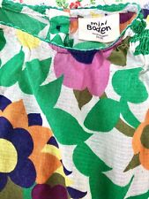 Mini Boden Girls 1 1/2 - 2 Years 18-24 Months Breezy Floral Top T-shirt Flowers