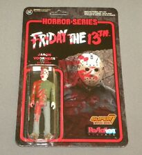 ReAction Jason Vorhees Friday the 13th Figure Super 7 Funko NYCC 2016 Exclusive
