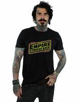Star Wars Men's The Empire Strikes Back Logo T-Shirt