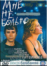 IT DOESN'T HURT / MNE NE BOLNO RUSSIAN DRAMA BALABANOV ENGLISH SUBTITLES DVD NEW