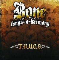 Bone Thugs-N-Harmony - T.H.U.G.S. [New CD] Explicit