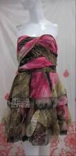 Authentic DIANE von FURSTENBERG  Strapless Dress   - Size 8